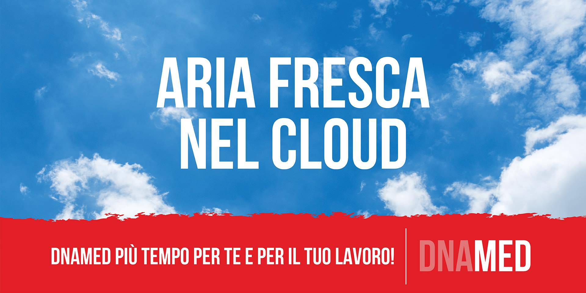 Dnamed Aria fresca nel Cloud